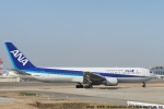tabi0329さんが、福岡空港で撮影した全日空 767-381の航空フォト(写真)