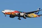 isiさんが、羽田空港で撮影した全日空 777-281/ERの航空フォト(写真)
