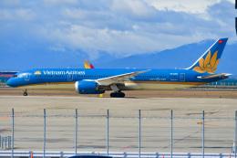 EY888さんが、中部国際空港で撮影したベトナム航空 787-9の航空フォト(写真)