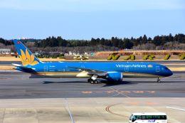 まいけるさんが、成田国際空港で撮影したベトナム航空 787-9の航空フォト(写真)