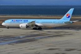 EY888さんが、中部国際空港で撮影した大韓航空 787-9の航空フォト(写真)