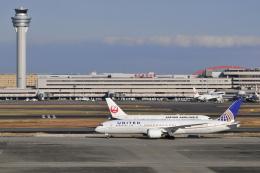 Orange linerさんが、羽田空港で撮影したユナイテッド航空 787-9の航空フォト(写真)