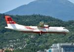 PoYi Tingさんが、台北松山空港で撮影した遠東航空 ATR-72-600の航空フォト(写真)