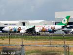 PoYi Tingさんが、台湾桃園国際空港で撮影したエバー航空 A330-302Xの航空フォト(写真)