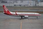 mototripさんが、福岡空港で撮影した中国聯合航空 737-89Pの航空フォト(写真)