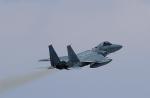 ぷぅちゃんさんが、千歳基地で撮影した航空自衛隊 F-15J Eagleの航空フォト(写真)