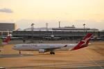 Kentaslandさんが、関西国際空港で撮影したカンタス航空 A330-303の航空フォト(写真)