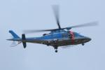 julyさんが、鳥取空港で撮影した鳥取県警察 AW109SPの航空フォト(写真)