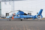 kumagorouさんが、仙台空港で撮影した福岡県警察 AS365N3 Dauphin 2の航空フォト(写真)