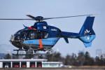 kumagorouさんが、仙台空港で撮影した大阪府警察 EC135P1の航空フォト(飛行機 写真・画像)