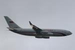 imosaさんが、羽田空港で撮影したロシア航空 Il-96-300の航空フォト(写真)