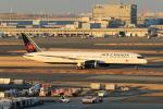 たまさんが、羽田空港で撮影したエア・カナダ 787-9の航空フォト(写真)