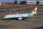 たまさんが、羽田空港で撮影した中国東方航空 A330-243の航空フォト(写真)