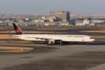 たまさんが、羽田空港で撮影したエア・カナダ 777-333/ERの航空フォト(写真)