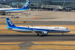 SGR RT 改さんが、羽田空港で撮影した全日空 A321-211の航空フォト(写真)