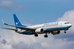 みぐさんが、成田国際空港で撮影した厦門航空 737-86Nの航空フォト(写真)