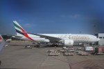 BTYUTAさんが、トリヴァンドラム国際空港で撮影したエミレーツ航空 777-21H/LRの航空フォト(写真)