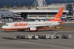 キイロイトリさんが、関西国際空港で撮影したチェジュ航空 737-8ASの航空フォト(写真)