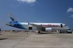 BTYUTAさんが、マレ・フルレ国際空港で撮影したモルディビアン A320-214の航空フォト(写真)