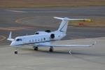 じゃりんこさんが、中部国際空港で撮影したThomas H Lee Capital LLC G-IVの航空フォト(写真)