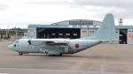 誘喜さんが、那覇空港で撮影した海上自衛隊 C-130Rの航空フォト(写真)