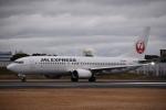 @たかひろさんが、伊丹空港で撮影した日本航空 737-846の航空フォト(写真)