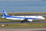 panchiさんが、羽田空港で撮影した全日空 A321-211の航空フォト(写真)