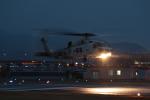 さちやちさんが、長崎空港で撮影した海上自衛隊 SH-60Kの航空フォト(写真)