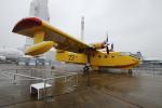 Koenig117さんが、ル・ブールジェ空港で撮影したフランス企業所有 Canadair CL-215-1A10 CL-215-Iの航空フォト(写真)