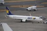 AntonioKさんが、羽田空港で撮影したスカイマーク 737-86Nの航空フォト(写真)