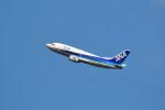 kaz787さんが、伊丹空港で撮影したANAウイングス 737-5L9の航空フォト(写真)