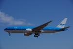 JA8037さんが、成田国際空港で撮影したKLMオランダ航空 777-206/ERの航空フォト(写真)
