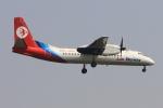 ぱなくろさんが、ワットタイ国際空港で撮影したLao Skyway MA60の航空フォト(写真)