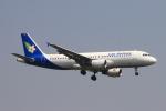 ぱなくろさんが、ワットタイ国際空港で撮影したラオス国営航空 A320-214の航空フォト(写真)