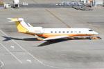 シュウさんが、羽田空港で撮影した不明 G650 (G-VI)の航空フォト(写真)