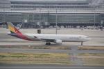 AntonioKさんが、羽田空港で撮影したアシアナ航空 A330-323Xの航空フォト(写真)