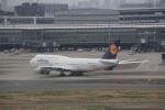 AntonioKさんが、羽田空港で撮影したルフトハンザドイツ航空 747-830の航空フォト(写真)