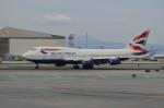 UA_premierさんが、サンフランシスコ国際空港で撮影したブリティッシュ・エアウェイズ 747-436の航空フォト(写真)