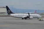 UA_premierさんが、サンフランシスコ国際空港で撮影したユナイテッド航空 737-824の航空フォト(写真)