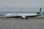 UA_premierさんが、サンフランシスコ国際空港で撮影したエバー航空 777-3AL/ERの航空フォト(写真)