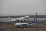AntonioKさんが、羽田空港で撮影した日本航空 777-346/ERの航空フォト(写真)