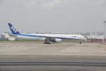 AntonioKさんが、羽田空港で撮影した全日空 777-381の航空フォト(写真)