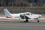 syo12さんが、函館空港で撮影した日本個人所有 PA-28R-201 Arrow IIIの航空フォト(写真)
