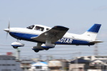 B14A3062Kさんが、八尾空港で撮影した日本個人所有 PA-28-181 Archer IIIの航空フォト(写真)