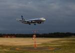 だだちゃ豆さんが、庄内空港で撮影した全日空 767-381の航空フォト(写真)
