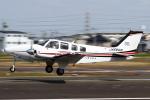 B14A3062Kさんが、八尾空港で撮影した朝日航空 Baron G58の航空フォト(写真)
