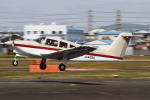 B14A3062Kさんが、八尾空港で撮影した日本個人所有 PA-28RT-201T Turbo Arrow IVの航空フォト(写真)