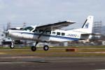 B14A3062Kさんが、八尾空港で撮影したアジア航測 208 Caravan Iの航空フォト(写真)