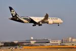 mojioさんが、成田国際空港で撮影したニュージーランド航空 787-9の航空フォト(写真)