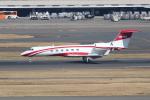 OMAさんが、羽田空港で撮影したプライベートエア G-V-SP Gulfstream G550の航空フォト(飛行機 写真・画像)